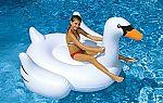 "Swimline 90621 ""The Original"" Giant Swan Ride-On $21.19"