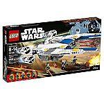 LEGO STAR WARS Rebel U-Wing Fighter 75155 $54 (Prime)