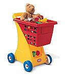 Little Tikes Shopping Cart - Yellow/Red $16.35