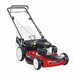 Toro 22 in. Kohler Variable Speed Gas Self Propelled Mower $264 - $274