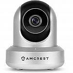 Amcrest HDSeries 720P Wi-Fi IP Security Surveillance Camera System IPM-721S $45