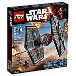 LEGO Star Wars 75101 First Order Special Forces Tie Fighter $49.99 (org $69.99)
