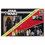 Star Wars The Black Series 40th Anniversary Legacy Pack $20