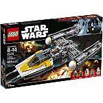 (New) LEGO Star Wars Y-Wing Starfighter (75172) $49.99