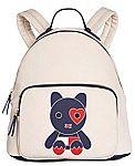 Tommy Hilfiger Honey Dome Backpack Mascot Print $59.99 (org $110)