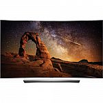 LG OLED55C6P 55-Inch 4K UHD HDR Smart 3D OLED TV (open box) $1,349