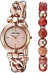 Up to 60% off Anne Klein watches for $40 - $60