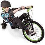 Huffy Green Machine Drift Trike $59