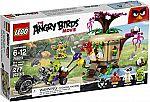 LEGO Angry Birds 75823 Bird Island Egg Heist Building Kit (277 Piece) $15 (org $29.99)