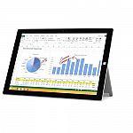 "Microsoft Surface 3 10.8"" Tablet (Atom X7 2GB, 64 GB - certified Refurbished) $255"