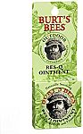 3-pac Burt's Bees 100% Natural Res-Q Ointment 0.6 Ounces $13.74