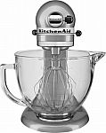 KitchenAid 5-Qt. Tilt-Head Stand Mixer $190