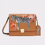 Aldo Plumsprings Cognac Handbag  $31.49 (52% off) & More + Free Shipping