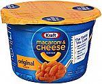 10-pk Kraft Easy Mac Original Cheese, 2.05-Ounce Microwavable Cups $4.37