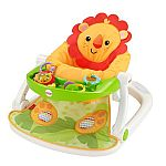 Fisher-Price Sit-Me-Up Floor Seat with tray $29.19