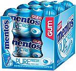 6-Pack of 50-Count Mentos Gum $9.70