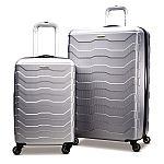 "Samsonite TRX Lite 2 Piece Luggage Set (20"" + 28"") $162"