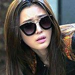 Prada Black Catwalk Cinema Sunglasses $159 Shipped