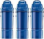 3-Pack PUR Pitcher Replacement Water Filter $14.24