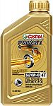 6-Pack 1 Quart Castrol 06112 Power1 10W-40 Synthetic 4T Motorcycle Oil $38.54
