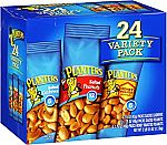 24-Pack Planters Nut Variety Pack (2lb 8.5oz) $6.74