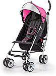 Summer Infant 3Dlite Convenience Stroller $50