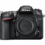 Nikon D3200 DSLR Camera + 18-55mm VR II Lens (Refurbished) $295