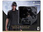 PlayStation 4 1TB Final Fantasy XV - Limited Edition Bundle $335