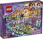 LEGO Friends 41130 Amusement Park Roller Coaster 2 for $128