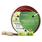 FLEXON 5/8-in x 50-ft Medium Garden Hose $9.98 (50% Off)