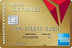 Gold Delta SkyMiles® Credit Card from American Express  - Earn 60,000 bonus miles after you spend $3,000 in purchases