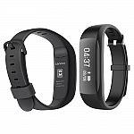 Lenovo HW01 Heart Rate Monitor Smart Wristband $19.80