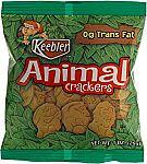 Keebler Animal Cookie, 1-Oz/pack (Pack of 150) $10.61