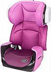 Evenflo Spectrum 2-in-1 Booster Car Seat, Poppy Pink $29.69
