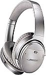 Bose QuietComfort 35 Wireless Headphones, Silver $325