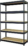Hirsh Industries Steel 5-Shelf Unit $55.66 (org $255)