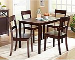 5-Piece Beverly Dining Set $143