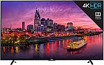 "TCL 55"" 55P607 4K UHD HDR Roku Smart LED TV $600"