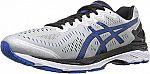 Asics Men's GEL Kayano 23 Running Shoes $55 (Org $160)