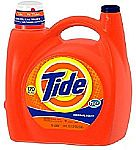 Tide 8317 High Efficiency Laundry Detergent, 170 Fl. Oz. $19.92 (org $33.65)