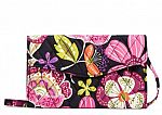 Vera Bradley @ eBay: Extra 30% off + Free Shipping - Factory Exclusive Strap Wallet $10.49 and more