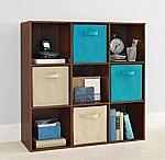 ClosetMaid 4105 Cubeicals 9-Cube Organizer $26.42