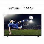 "Proscan 50""  PLDED5068A-C 1080p LED TV $200"