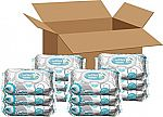 12-Pack of 72-Count Cuties Baby Wipes (Soft Pack, Unscented) $11