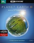 Planet Earth II [4K Ultra HD Blu-ray] $35 and more