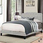 Bedroom Possibilities Upholstered Bed, queen size $186.75