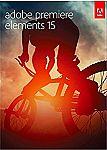 Adobe Premiere Elements 15 $50