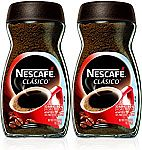 Nescafe Clasico Instant Coffee,7 Oz (Pack of 2) $8.53 (add-on)