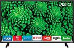 """VIZIO 32"""" LED Smart D32f-E1 HDTV + $100 GC $200"""