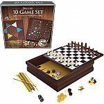 Craftsman Deluxe 10-Game Set $13